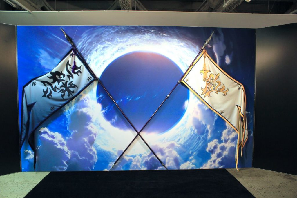 Excalibur Morgan at Fate/Grand Order U.S.A. Tour 2019 in Los Angeles Photo Report | MANGA.TOKYO