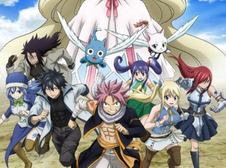 Fairy Tail Final Season Announces Theme Songs for Third Cour