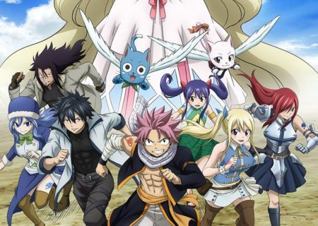 Fairy Tail Final Season Anime Visual