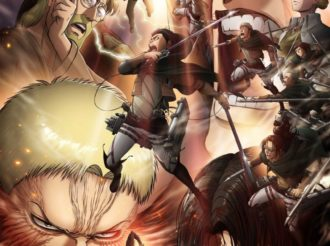 Attack on Titan Reveals New Key Visual