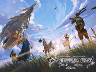Granblue Fantasy The Animation Season 2 Announced for Fall 2019