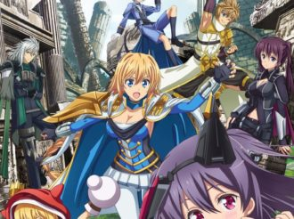 Han-Gyaku-Sei Million Arthur Season 2 Reveals Visual and Broadcast Date