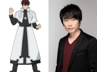 Fire Force Announces Cast for Rekka Hoshimiya