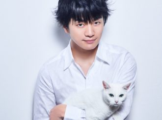 Jun Fukuyama in Charge of Mayonaka no Occult Koumuin's OP
