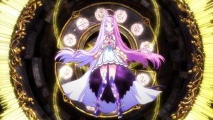 Ouroboros from anime movie For Whom the Alchemist Exists (Tagatame)