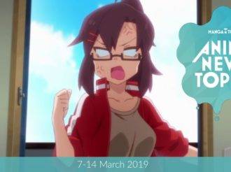 This Week's Top 10 Most Popular Anime News (7-14 March 2019)