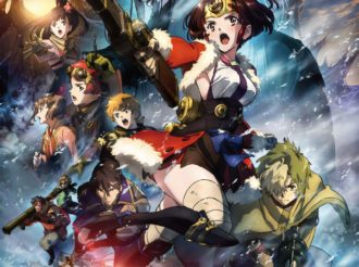 Movie Kabaneri of the Iron Fortress Releases PV and Character Visual for Kageyuki