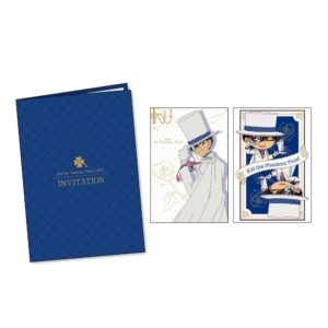 Merchandise from Kaito Kid Cafe in Tokyo | Detective Conan Anime©青山剛昌/小学館・読売テレビ・TMS 1996