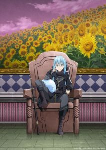 That Time I Got Reincarnated as a Slime Season 2 Anime Visual