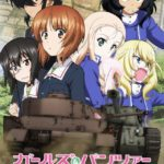 Girls und Panzer das Finale: Part 2 Anime Visual