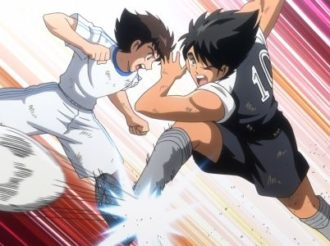 Captain Tsubasa Episode 50 Preview Stills and Synopsis