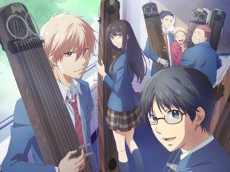 Kono Oto Tomare! Reveals New Key Visual