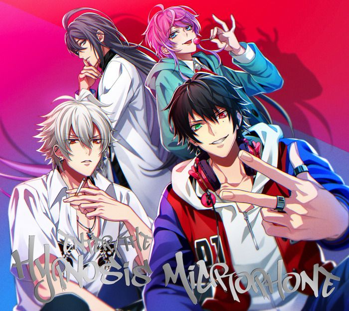 HYPNOSIS MIC -Division Rap Battle- 1st FULL ALBUM 'Enter the Hypnosis Microphone' Drama Track Edition