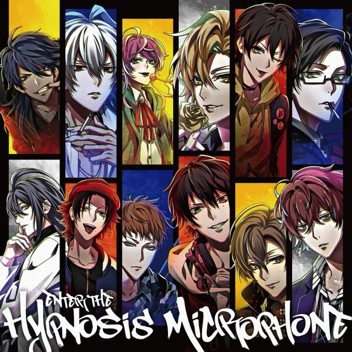 HYPNOSIS MIC -Division Rap Battle- 1st FULL ALBUM 'Enter the Hypnosis Microphone' Regular Edition