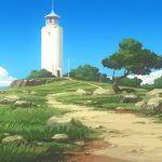 World End Syndrome Game | Environment Illustration