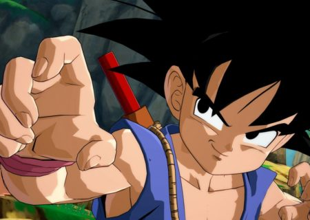 Dragon Ball FighterZ DLC Character Kid Goku (GT) | Anime Fighting Game | MANGA.TOKYO