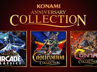 Konami's New Game Series Is Full of Classics