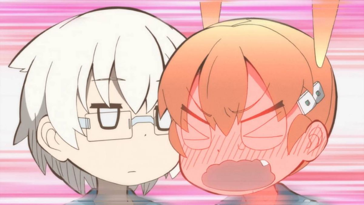 How Clumsy You Are, Miss Ueno Episode 12 Official Anime Screenshot ©tugeneko・白泉社/上野さんは不器用製作委員会