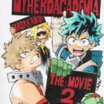 My Hero Academia Second Anime Movie