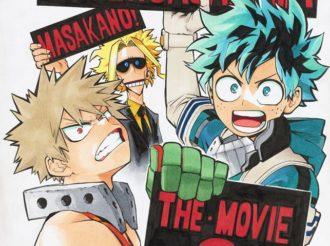 Second My Hero Academia Movie Announced