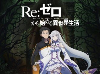 Re:Zero Reveals a 2nd Anime Season