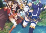 KonoSuba: Crimson Legend Anime Movie Visual