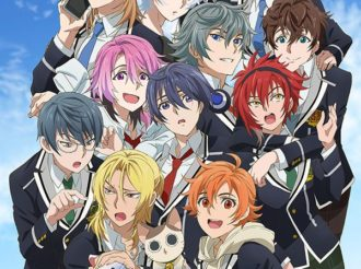 Anime Actors: Songs Connection Reveals Staff and Cast in New PV