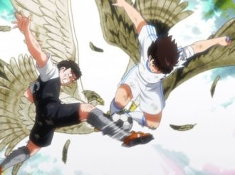Captain Tsubasa Episode 51 Stills and Synopsis