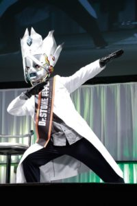 Photo from Dr. Stone Special Stage Anime Event at AnimeJapan 2019