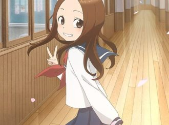 Karakai Jouzu no Takagi-san Second Season Comes in July