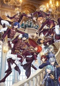 Uta no Prince-sama Maji Love Kingdom the Movie Anime Visual