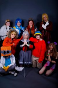 Photo from Kaizoku-Con, Ireland's largest anime, gaming, and otaku convention