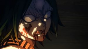 Demon Slayer: Kimetsu no Yaiba Episode 2 Official Anime Screenshot