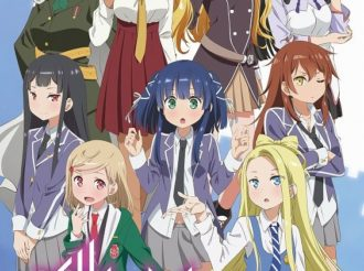Anime Märchen Mädchen Will Air its Final Episodes on 25 April 2019