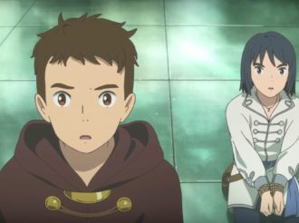 Ni no Kuni Reveals Anime Movie Trailer
