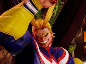 All Might Will Join Jump Force