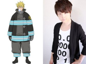 Fire Force Newbie Voiced by Kengo Kawanishi