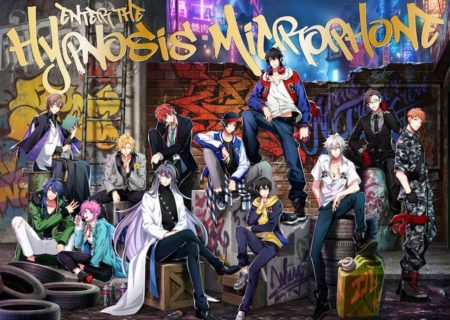 Hypnosis Mic -Division Rap Battle- | Jacket of 'Enter the Hypnosis Microphone's Limited LIVE Edition