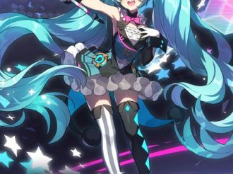 Hatsune Miku Magical Mirai 2019 Reveals Theme Song and Main Visual