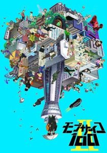 Mob Psycho 100 Anime Visual