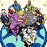 JoJo's Bizarre Adventure: Golden Wind Anime VIsual