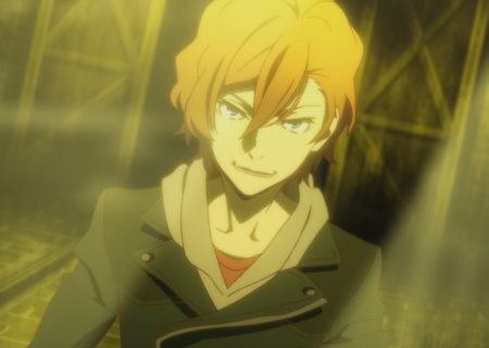 Bungo Stray Dogs Episode 28 Official Anime Screenshot