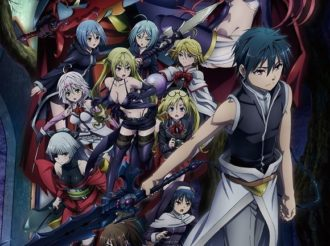 Trinity Seven: Heavens Library & Crimson Lord Anime Movie Review