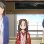Nobunaga Sensei no Osanazuma (Nobunaga Teacher's Young Bride) Episode 4 Official Anime Screenshot