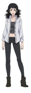Maria Miki from anime 7SEEDS