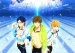 Free! -Road to the World- Yume Anime Movie Visual