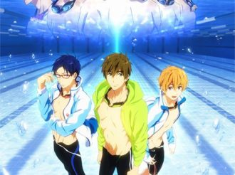 Free! Recap Movie Reveals Official Title, Release Date, and Key Visual