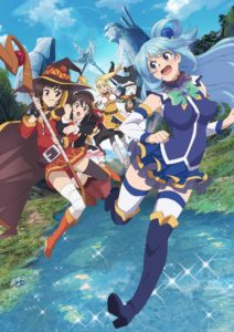 KonoSuba: Crimson Legend Anime Visual