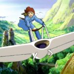 Nausicaä of the Valley of the Wind Anime Movie Official Screenshot