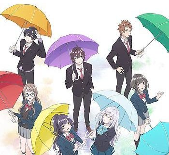 IRODUKU: The World in Colors Anime Visual
